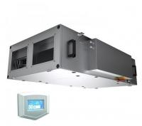 Приточно-вытяжная установка 2vv HRB-25-MN-FCI-ES1-D54-S-2