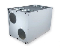 Приточно-вытяжная установка 2vv HR85-450EC-RS-VXXD-55RP1