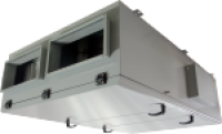 Приточно-вытяжные установки Salda RIS 1500PW 3.0