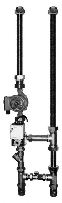 Смесительный узел ZMP 40-1,0