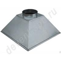 Зонт вытяжной 900x900